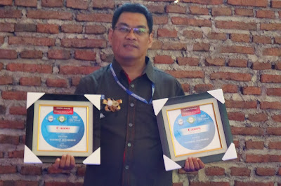 Canon Raih Penghargaan Solo Best Brand Index 2019