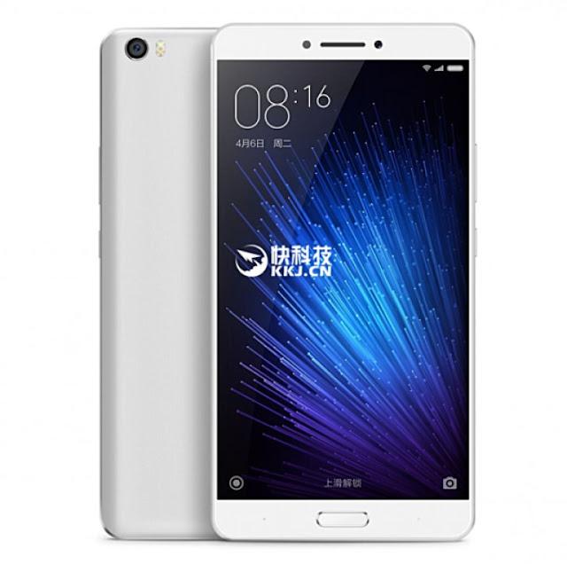 Inikah desain final Xiaomi Max?