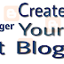 How to create Your 1st Blog in 5min