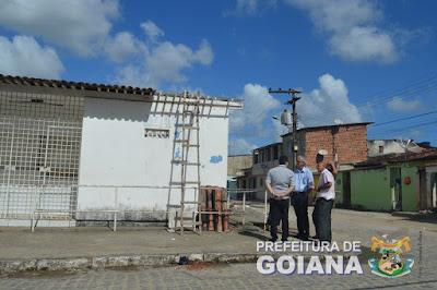 Vaca mecânica voltará a funcionar em Goiana