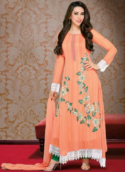 Pakistani Salwar Kameez New Design S Photos 2014 Latest