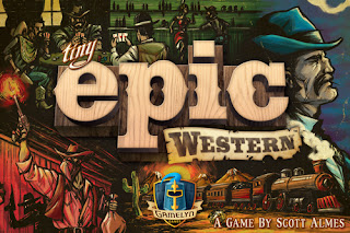[Recensione] Tiny Epic Western
