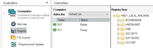 ControlUp: Primer contacto