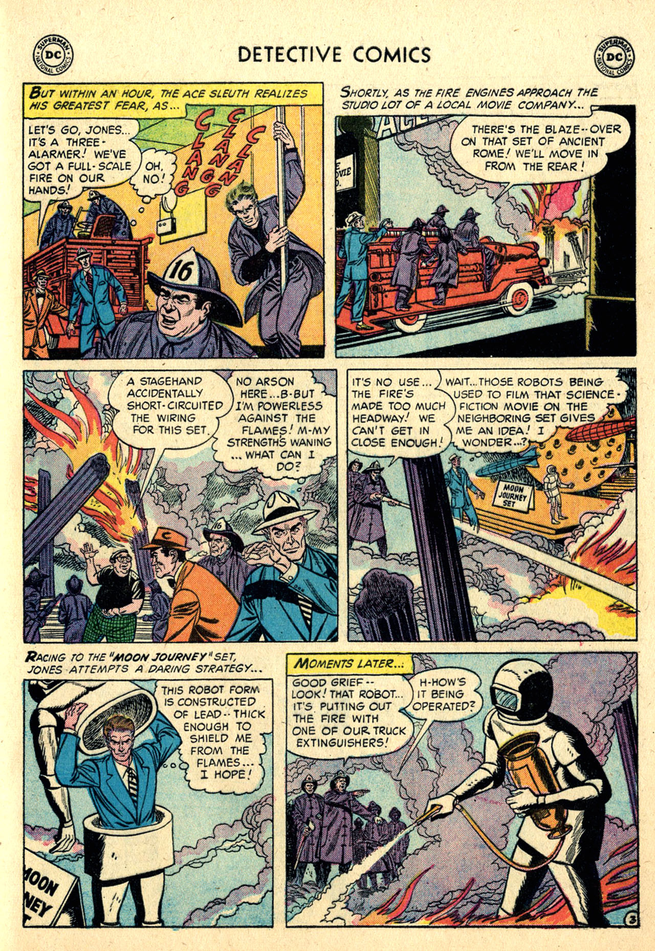 Read online Detective Comics (1937) comic -  Issue #239 - 29