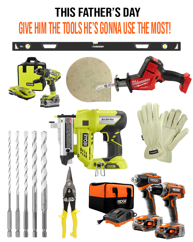 Great tools for the DIY'er in your life
