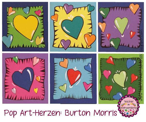 Kunst basteln for Muttertagsgeschenk grundschule