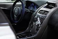 Aston Martin Vantage GT8 (2016) Dashboard
