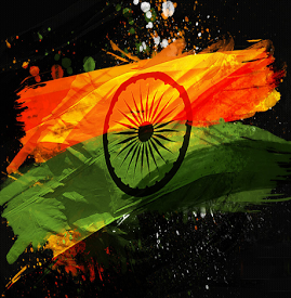 Republic Day Tiranga GIF Images for Whatsapp