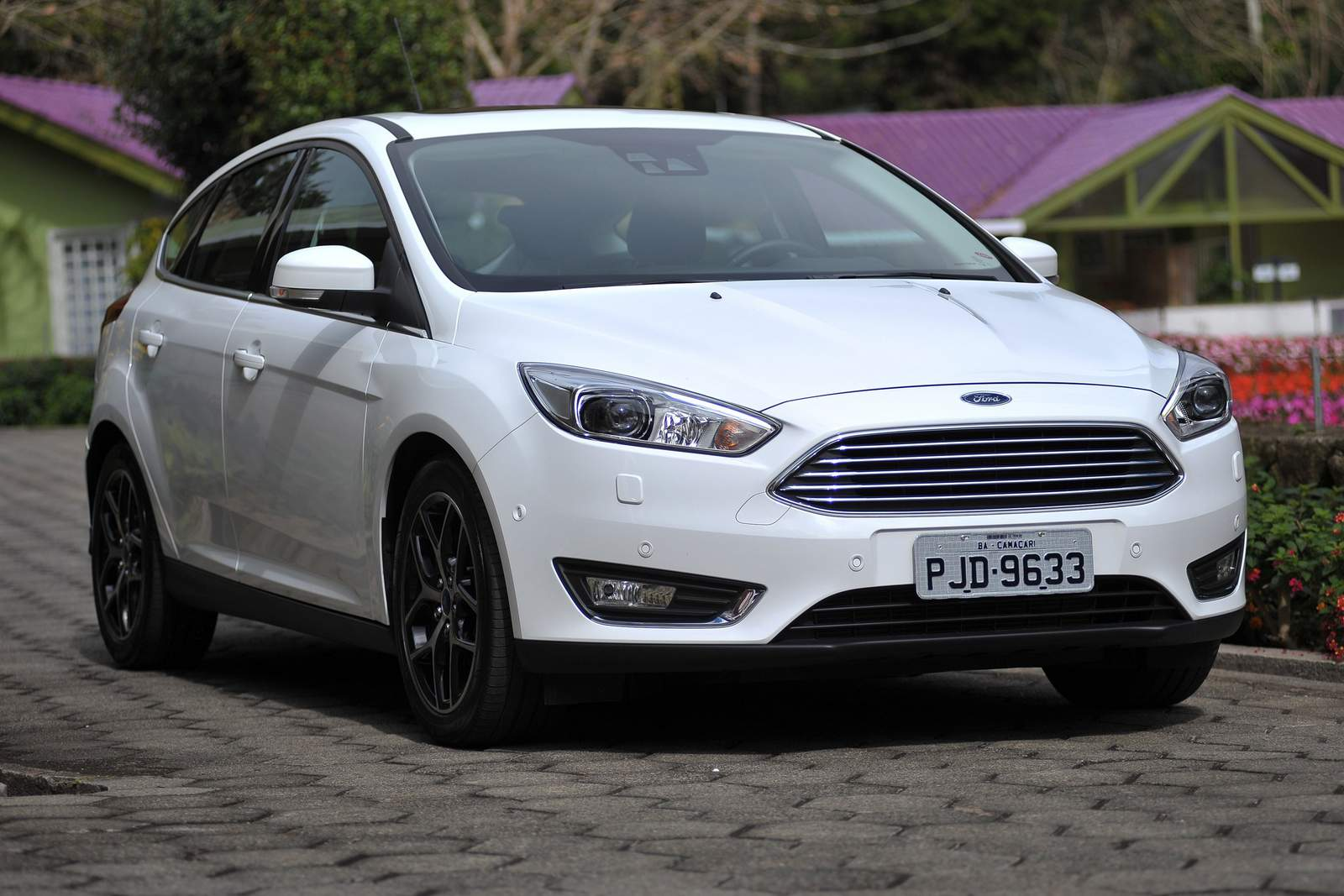 Ford focus hatch 2016