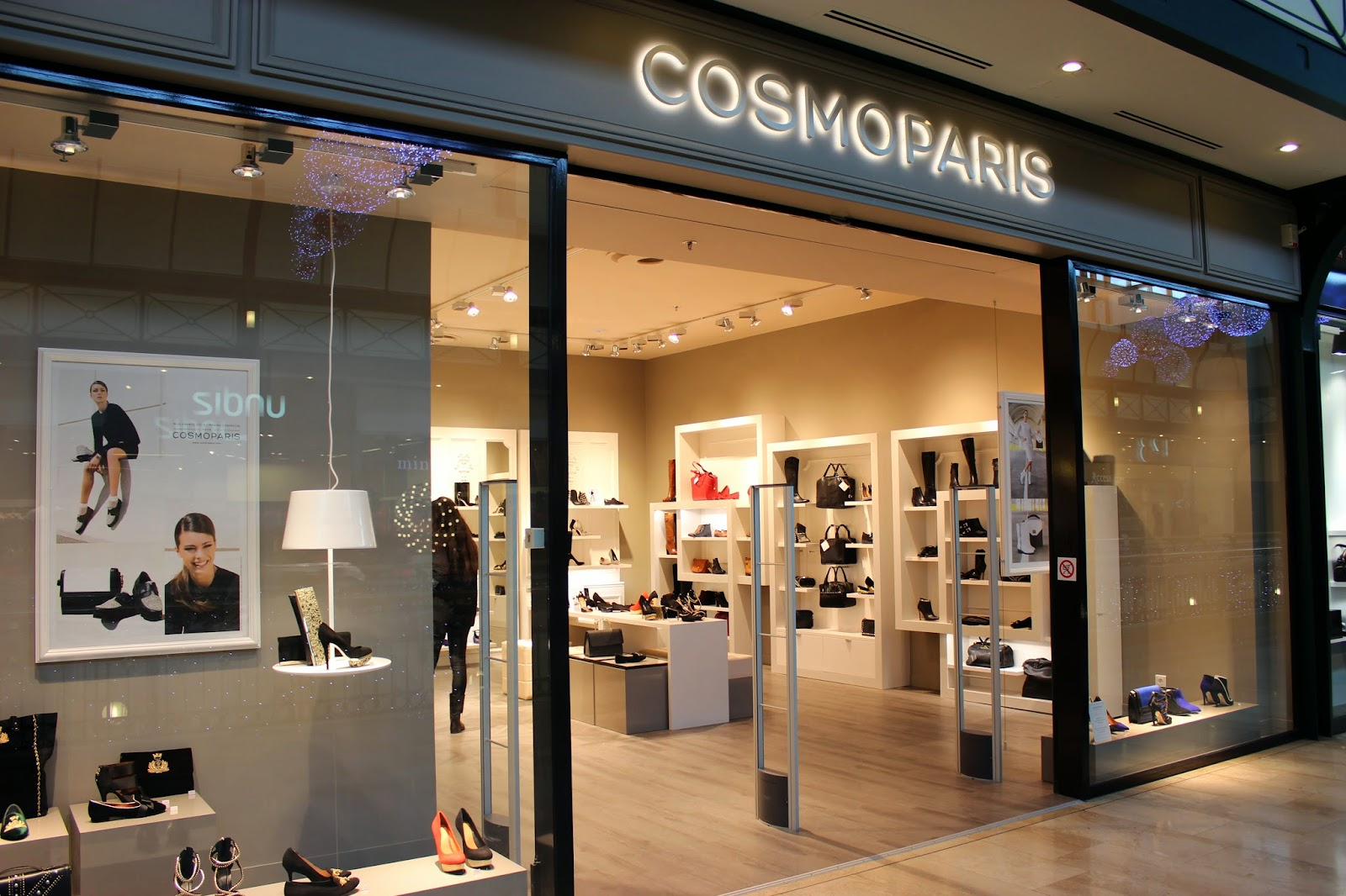 magasin cosmoparis val d'europe serris