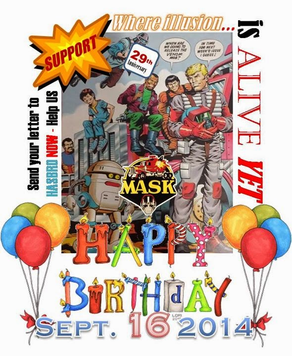 Awesome Content Provided On The First M.A.S.K. Day Celebration