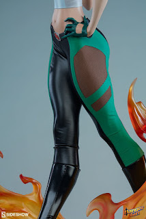 Abbey Chase Premium Format 1/4 de Danger Girl - Sideshow Collectibles