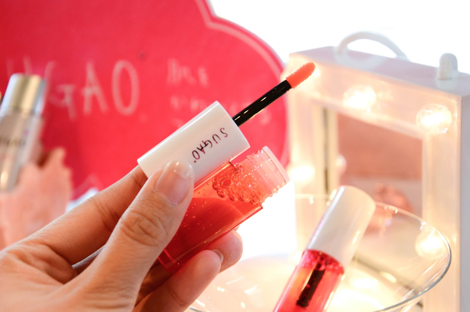 sugao lip tint review