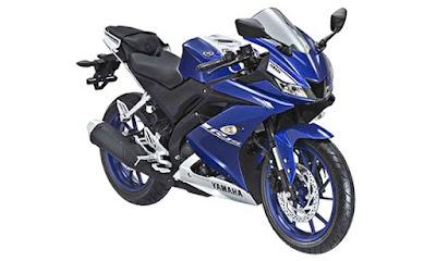 New 2017 Yamaha R15 V3.0 sport bike