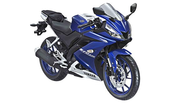 New 2017 Yamaha R15 V3.0 sport bike