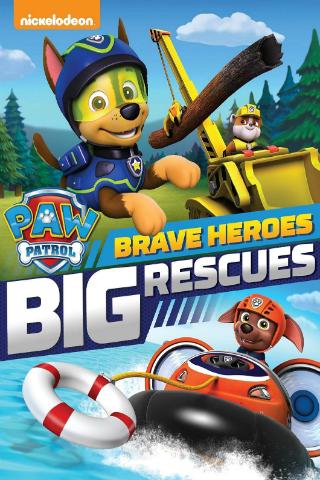 Paw Patrol Brave Heroes Big Rescues [2016]