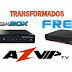 MEGABOX 3000 TRANSFORMADO EM FREEI TOY IKS ON -14/03/2018