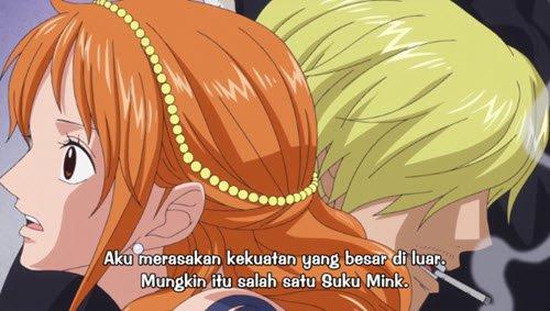 Film One Piece Episode 764