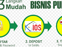 Cara Menjadi Master Dealer Pulsa Murah Kios Pulsa MPN