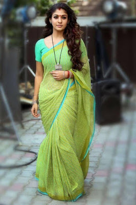 Malayalam, Tamil And Telugu Actress Looking Gorgeous In Indian Cotton Saree.