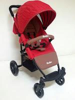 CocoLatte  CL903 Street LightWeight Baby Stroller
