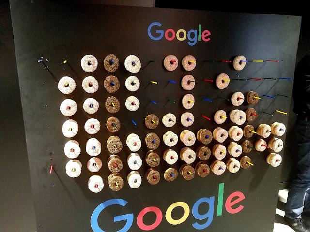 Travel@Google 2017 - egy konferencia tanulságai