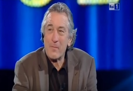 Robert De Niro saying has also Albanian blood