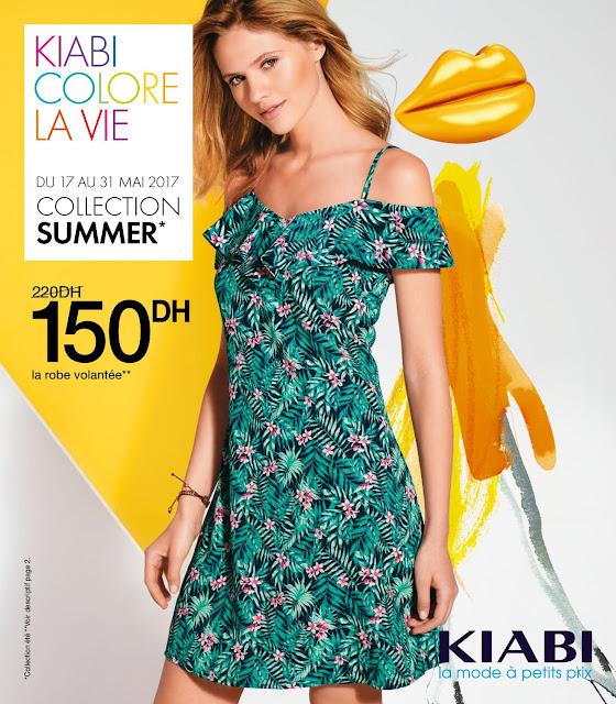 catalogue kiabi mai été 2017