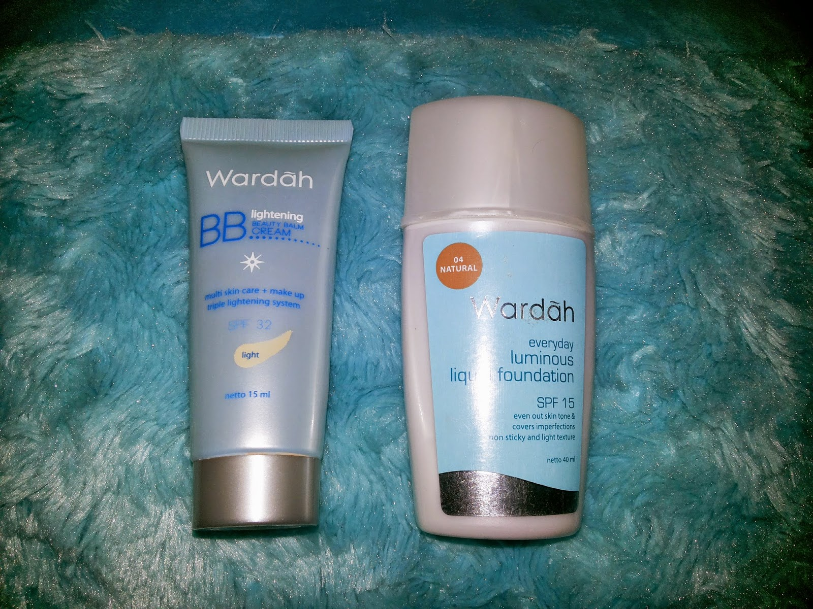 Welcome to my world : Review : Wardah BB Cream and Wardah