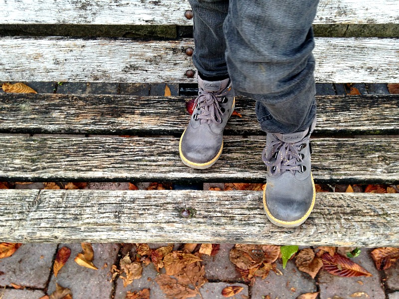 fall waks and kids boots