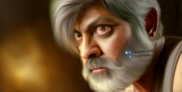Digital Painting Artist in Hyderabad | Digital Portrait Painting