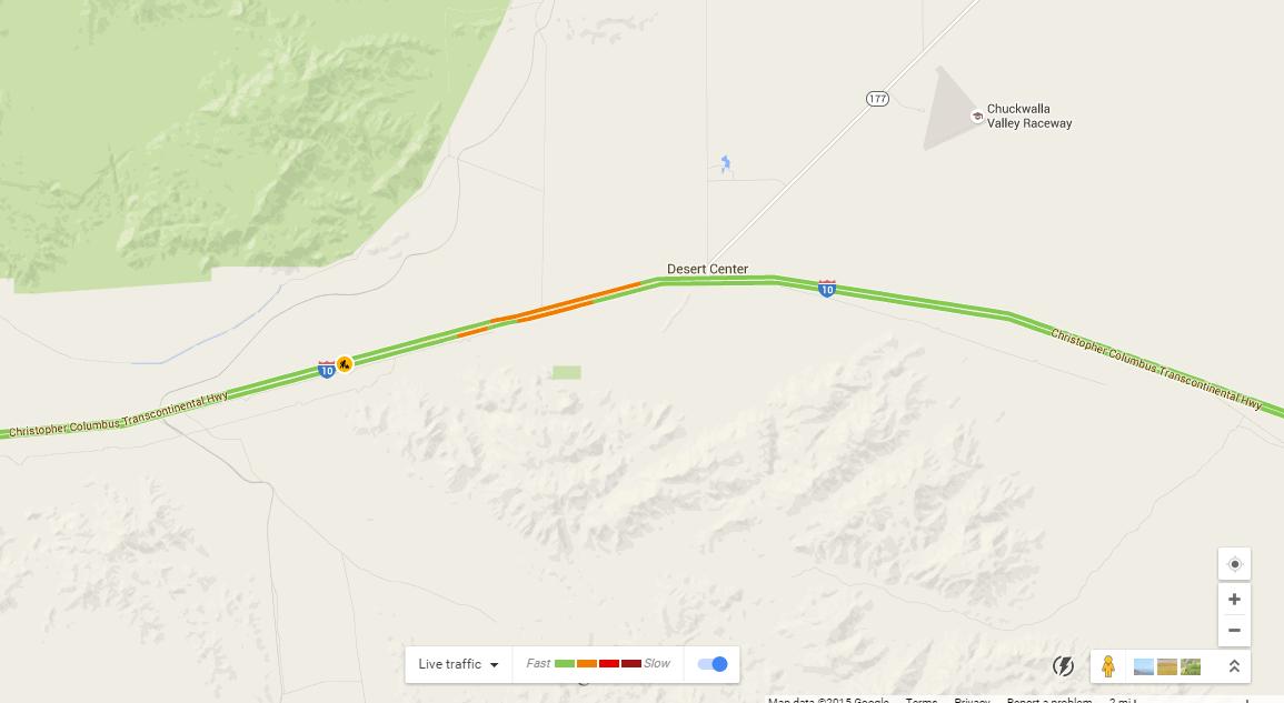 Knx 1070 Traffic Map.La Traffic Expert