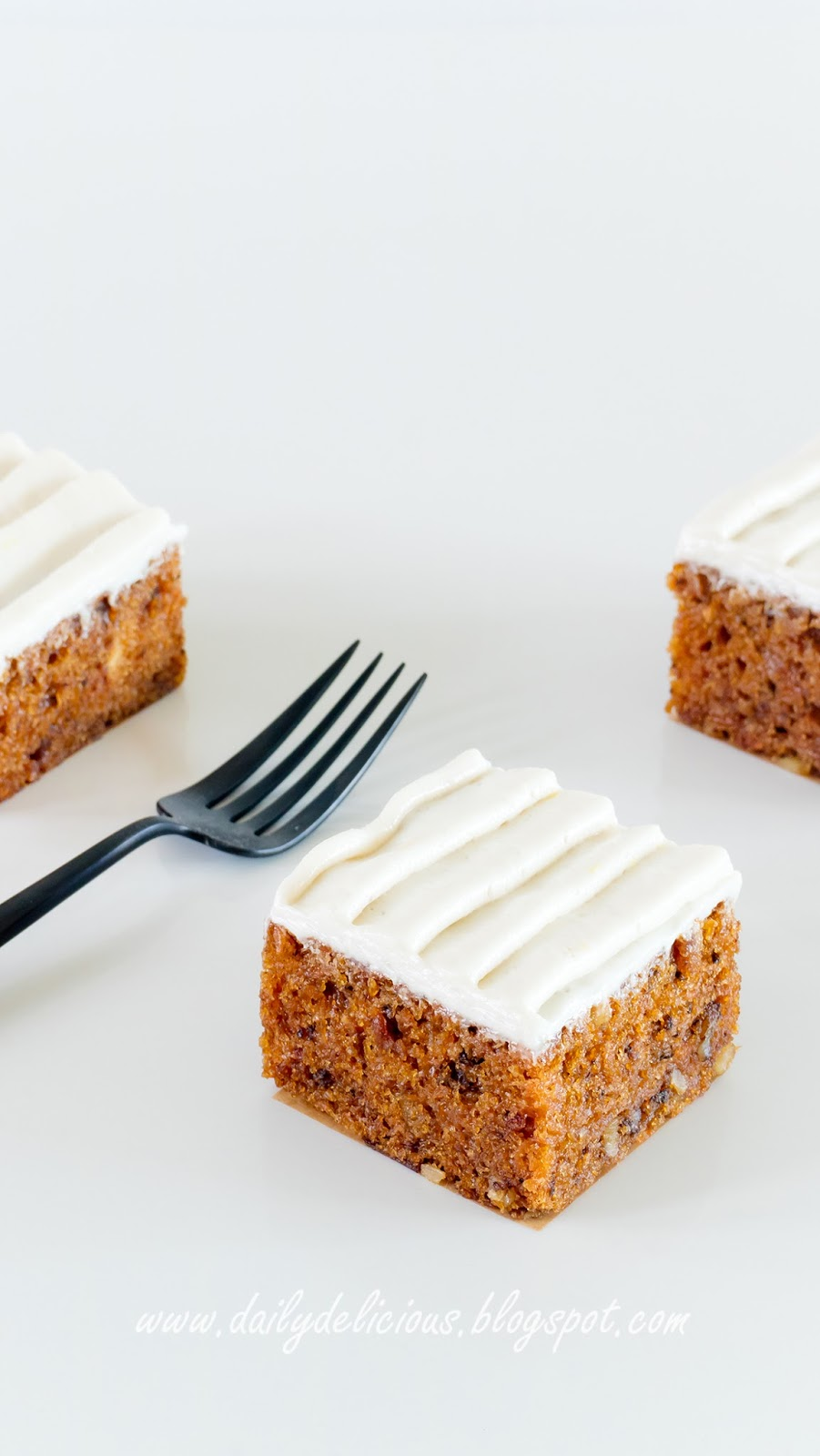 Vegan Carrot Cake Frosting Recipe