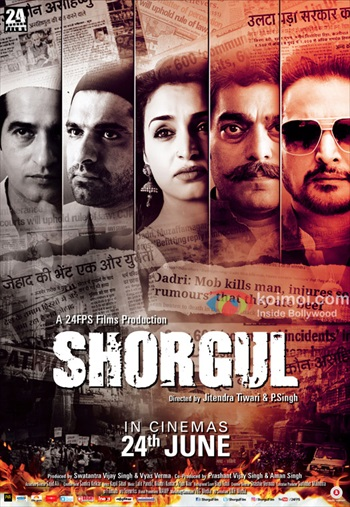 Shorgul 2016 Hindi Movie Download
