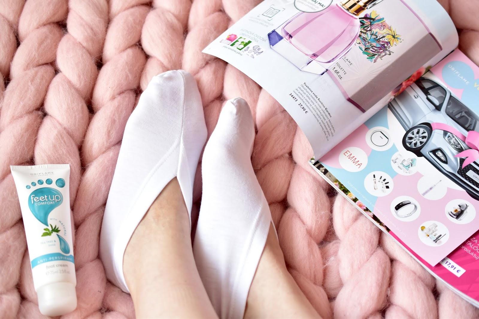 Oriflame zvláčňujúce ponožky