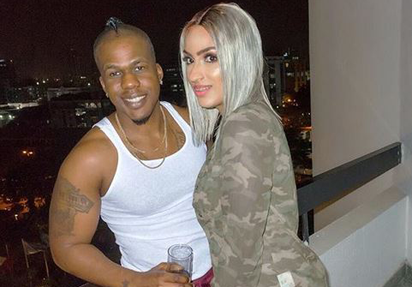 Nollywood Actress: Juliet Ibrahim Finally Opened Up While She Split with boyfriend, Iceberg Slim?