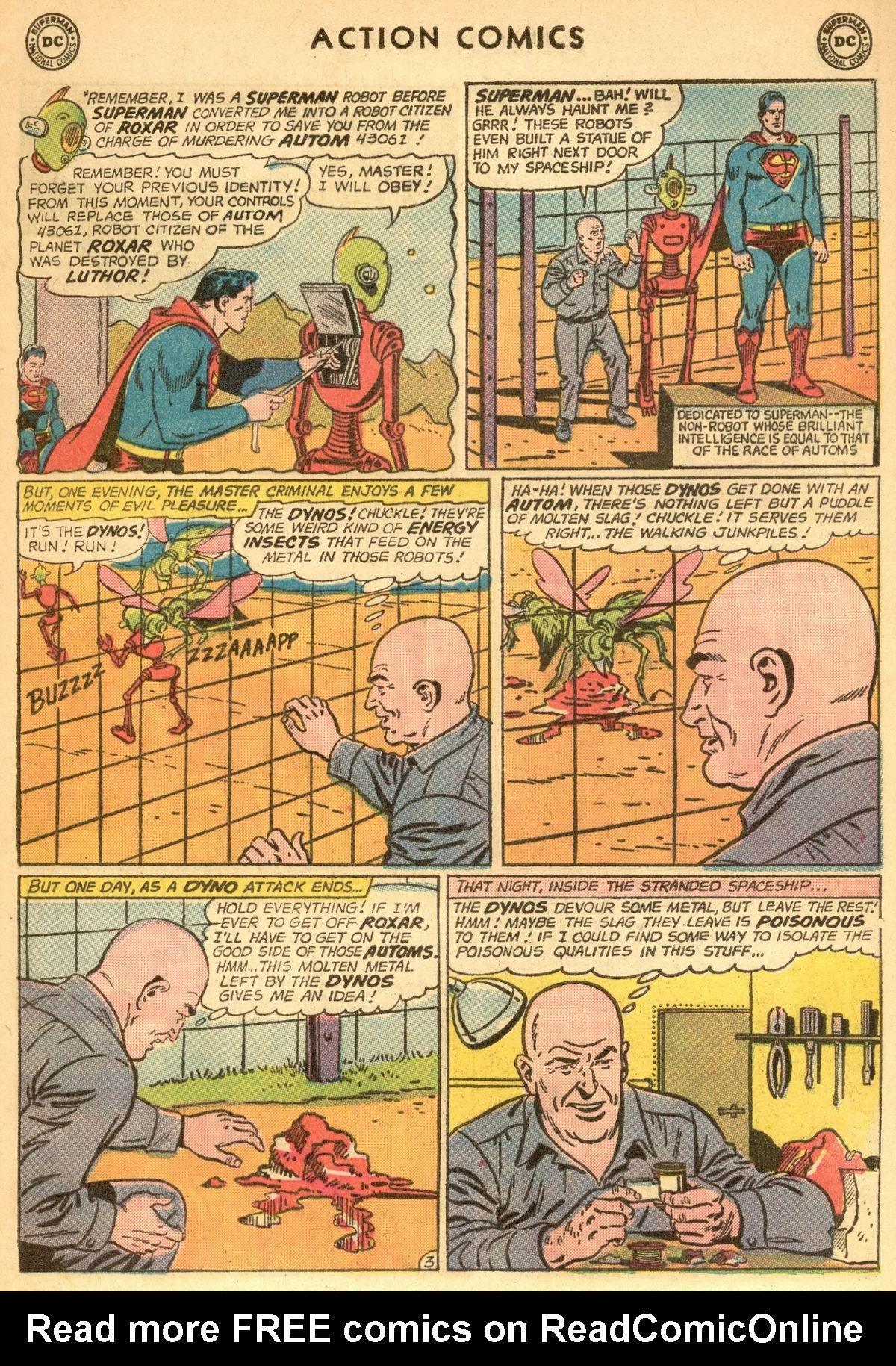 Action Comics (1938) 294 Page 4