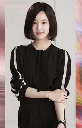 Foto Profil Biodata Lee Yu Bi