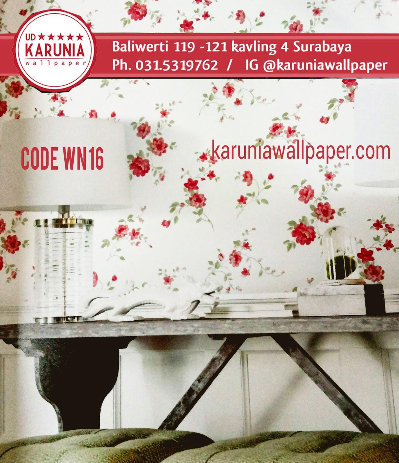 jual wallpaper dinding cath kidston surabaya murah