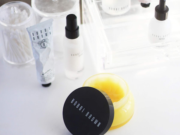 Bobbi Brown Skincare: My Picks & Thoughts