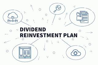 DRIP dividend investment plan