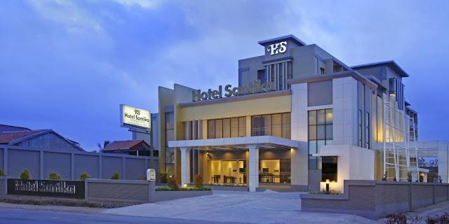 hotel santika purwokerto