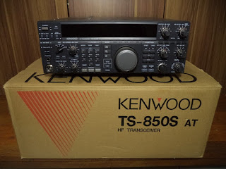 Kenwood Ts 850 manuale italiano