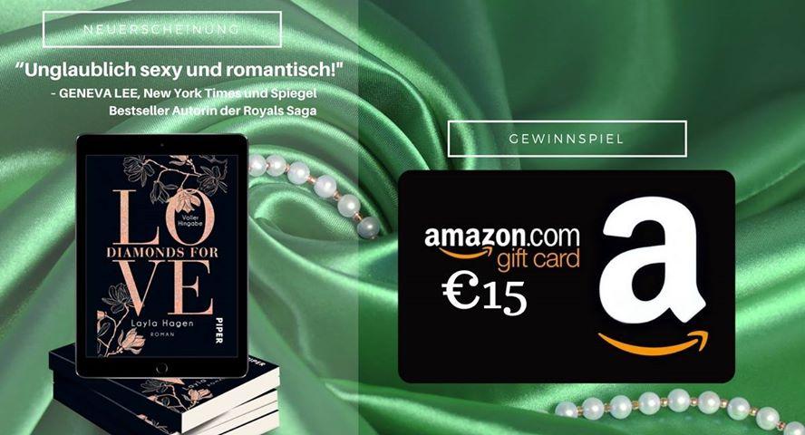 Amazon Kreditkarte Gewinnspiel