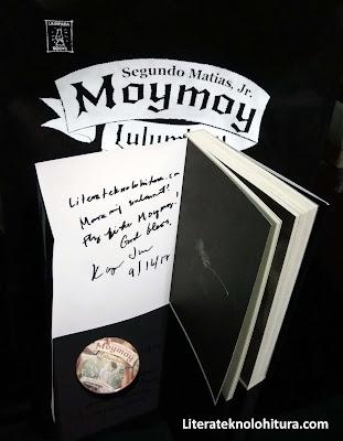 autographed moymoy lulumboy book 4