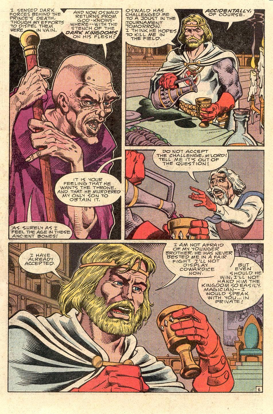 Read online Secret Origins (1986) comic -  Issue #49 - 28