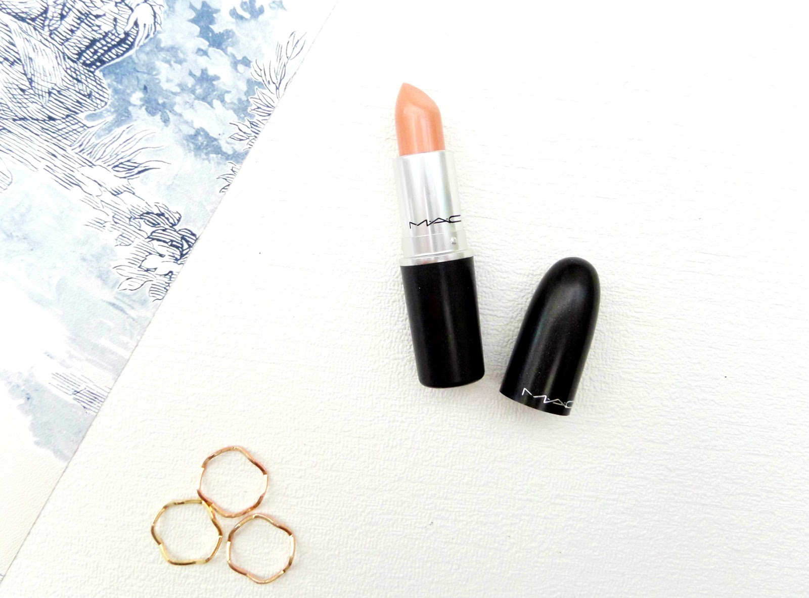 MAC Japanese Maple Lipstick Review and Swatches