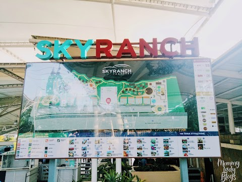 Our Tagaytay Sky Ranch Experience