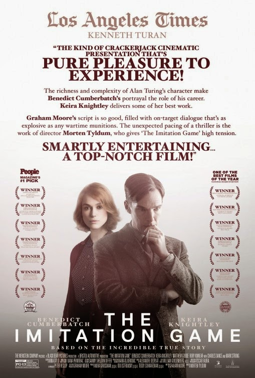 Imitation Game movie poster