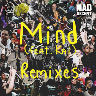 Skrillex & Diplo - Mind (Ft. Kai) [Remixes] (2016) - Album Download, Itunes Cover, Official Cover, Album CD Cover Art, Tracklist